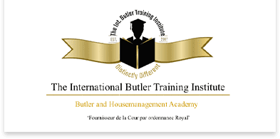 The International Butler Training Institute B.V.